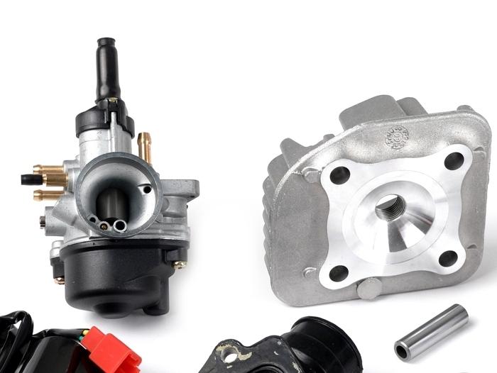 Tuningkit Sport Set Zylinder DR 70 ccm Aprilia SR Yamaha Neos MBK Ovetto Evolis 3