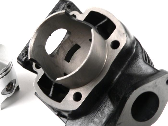 Tuningkit Sport Set Zylinder DR 70 cc Aprilia SR Yamaha Slider MBK Booster Stunt