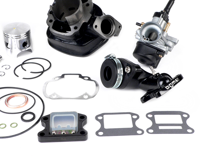 Tuningkit Sport Set Zylinder DR 70 Peugeot Speedfight 1 2 X Fight 50 ccm 2