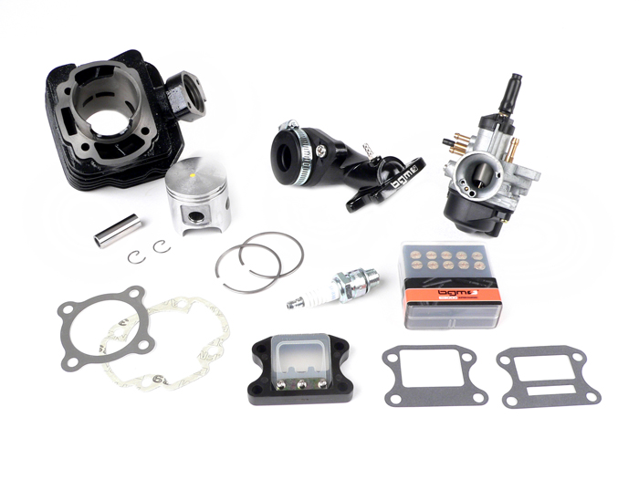 Tuningkit Sport Set Zylinder DR 70 Peugeot Speedfight Vivacity Zenith Buxy Squab