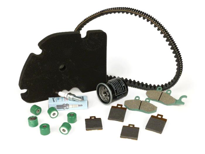 LT Inspektionskit für Piaggio MP3 400 M642