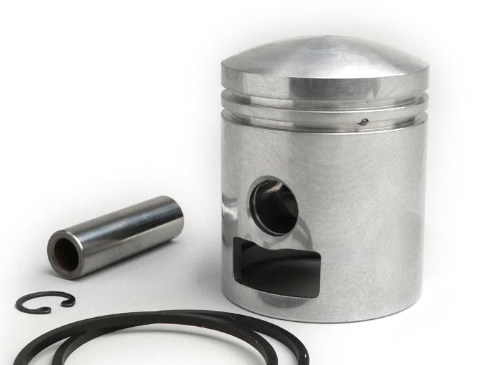 Kolben-Vespa-Sprint-Veloce-150-57-2mm-Kolbenringe-150ccm-Neu Indexbild 2