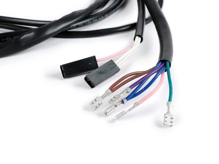 Kabel baum PIAGGIO VESPA PX alt 80 125 150 200 deutsche
