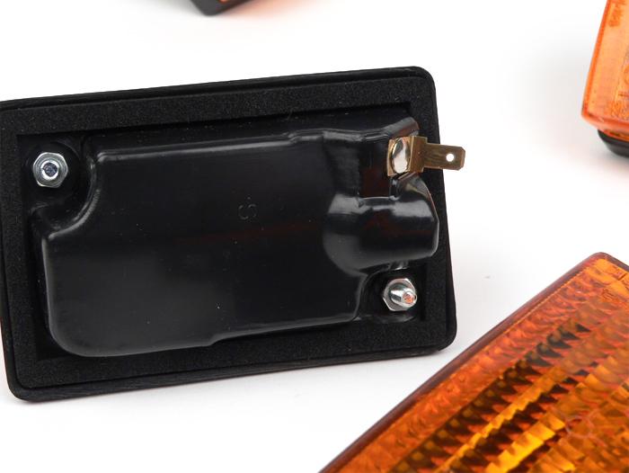 blinker set satz oem qualit t vespa pk 50 80 125 s vorne. Black Bedroom Furniture Sets. Home Design Ideas
